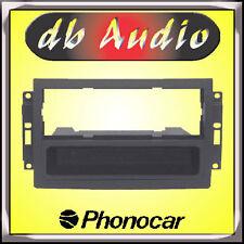 Phonocar 3/541 Mascherina Autoradio 1 2 Din Jeep Grand Cherokee Adattatore Radio