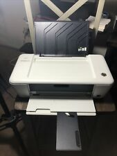 Hp Deskjet 1010 Inkjet Printer White SleekUPC 0887758046425 Works Great! EUC!