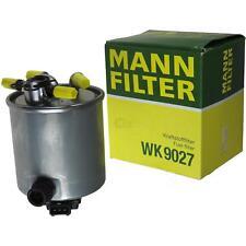 MANN-FILTER WK 9027 für Nissan X-Trail T31 2.0 dCi FWD Qashqai +2 I J10