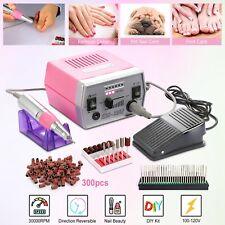 30000RPM Professional Electric Nail Drill File Machine 36Bits Manicure Pedicure
