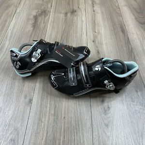 Bontrager Road Race DLX Inform Bicycle Cycling Spin Shoes Women's Size US 11.5