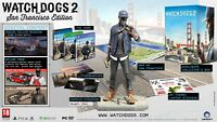 Xbox One Watch Dogs 2 San Francisco Edition PREOWNED  - NO STICKERS
