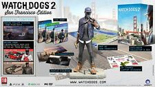 Xbox One Watch Dogs 2 San Francisco Edition habillées-Sans Stickers