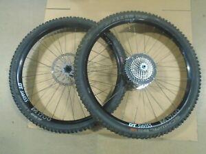 DT Dwiss M1700 30mm MTB Wheelset 700C 148MM BOOST BLACK ¬
