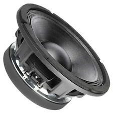 "Faital Pro 10PR410 8ohm 10"" High Output Midrange Replacement speaker 600W 99dB"