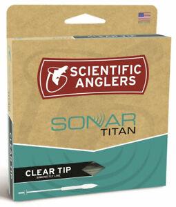 SA Sonar Titan Clear Tip Intermediate WF-9-F/I  - NIB- Sale and Free Ship