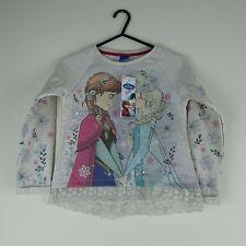 Disney Frozen Niños Top 5-6y/o (Juguetes/película/Pijama/Camiseta/música/personaje/Dibujos Animados)