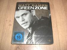 Green Zone Blu-Ray Steelbook mit Prägung NEU mit Matt Damon