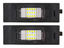 ALFA ROMEO 147 156 159 166 MITO BRERA ARRIÈRE PLAQUE IMMATRICULATION FEUX 2x LED