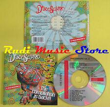 CD DISCOSAURO compilation vol. 2 1995 DAN HARTMAN WILD CHERRY THA JACKSONS (C3)