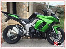 CARENA ABS FAIRING KIT KAWASAKI Z1000 SX Z 1000 REPLICA ENERGY SBK GREEN MOTOGP