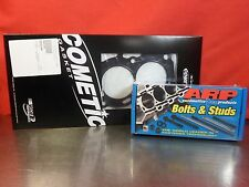 "Cometic C4602-040 MLS Head Gasket Toyota 1.3 1.5L 4E 5E .040""  75mm ARP 203-3801"