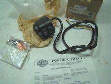 handlebar switch kit left side NOS 70218-87A Harley housings FXR Dyna EPS16359