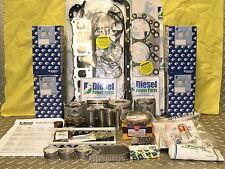 HOLDEN RODEO 4JB1T  2.8 LITRE TURBO DIESEL BEST AVAILABLE  ENGINE REBUILD KIT