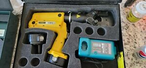 Stanley CCB16 14.4 Volt Battery Powered Hydraulic Cable Cutter