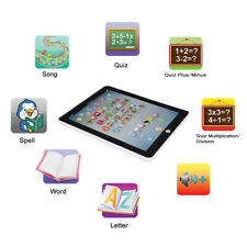 Educational Toys Baby Tablet For 1-6 year old Boy Girl Learning Playing Gifts
