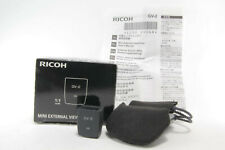 Ricoh 28mm GV-2 View finder w/ Box