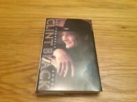 Clint Black Cassette Tape titled Put Yourself in My Shoes