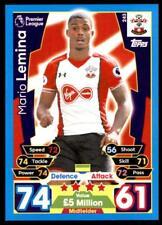 Match Attax 17-18 Mario Lemina Southampton No. 243