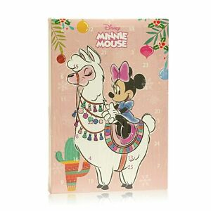 DISNEY MINNIE MOUSE JEWELLERY ADVENT CALENDAR OFFICIAL LICENSED DISNEY PRODUCT