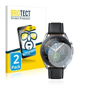 2x Screen Protector for Samsung Galaxy Watch 3 (45mm) Protection Film