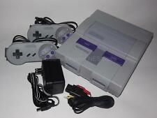 Super Nintendo SNES System Console Complete with 2 Controllers