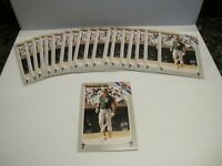 1989 Baseball Wit JOSE CANSECO (Oakland A's) Unnumbered Error