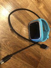 Verizon Gizmo Pal 2 LG-VC110B Aqua Blue Band Smart Watch Phone Used Condition