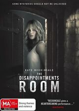 THE DISAPPOINTMENTS ROOM DVD, NEW & SEALED, 2017 RELEASE, REGION 4. FREE POST