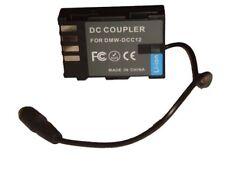 AKKU-ERSATZ / KUPPLER für Panasonic DMW-DCC12, DMW-DCC12E