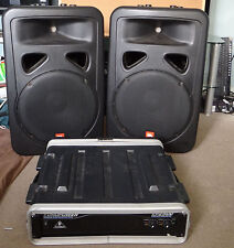 Passive JBL Performance & DJ PA Speakers