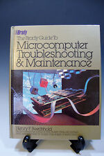 The Brady Guide To Microcomputer Troubleshooting & Maintenance Hardcover 1987