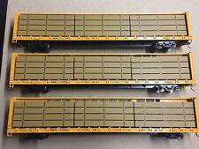 Mth 0 Scale 2 Rail Centerbeam Flatcar