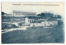 Tunisia - Carthage, Vue sur la Basilique et... - Vintage postcard