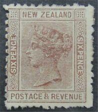 nystamps British New Zealand Stamp # 65 Mint OG H $80   L23x3074