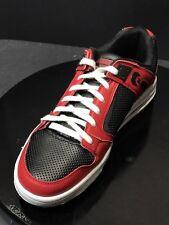 OSIRIS PXL MENS SKATEBOARDING SHOES RED/BLAC/ WHITE SIZE US 11/ EUR 45/ UK 10