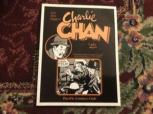 Pacific Comics Club - Charlie Chan Publications - Drama At The Crown Circus - TP