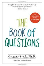 The Book of Questions: Revised and Updated by Gregory Stock Ph.D.