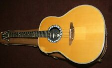 Vintage Ovation 1642-4 Acoustic Electric Guitar 1977-78 Matrix Deluxe Balladeer