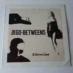 The Go-Betweens - 16 Lovers Lane - Vinyl LP Rare UK White Label Promo EX/NM