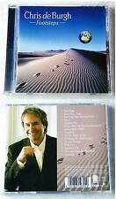 CHRIS DE BURGH Footsteps .. 2007 Ferryman CD TOP