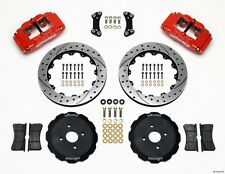Wilwood Superlite 4R Front Big Brake Kit fits 2004-2006 Scion xA - xB,Toyota