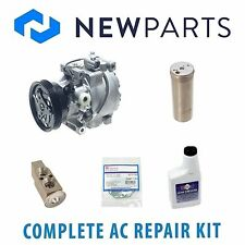 For Toyota Tercel Paseo Complete A/C Repair Kit w/ Compressor & Clutch OEM