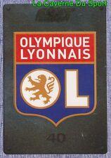193 ECUSSON LOGO BADGE # OL OLYMPIQUE LYONNAIS STICKER PANINI FOOT 2016