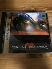 Sega Saturn Radiant Silvergun SS shooting game