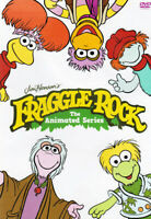 FRAGGLE ROCK - THE ANIMATED SERIES (WHITE COVER) (DVD)