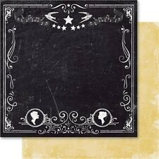 Ruby Rock-It Bella! Rustic Charm Double-Sided Cardstock - 270917