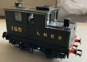 Model Rail Dapol Limited Edition Sentinel Y1 150 LNER 0-4-0 Loco 00 1:76 4mm