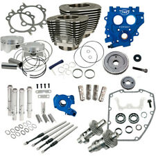 S&S Cycle Motorcycle Big Bore & Top End Kits for Harley-Davidson for
