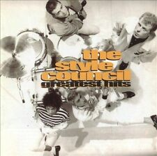 THE STYLE COUNCIL Greatest Hits CD BRAND NEW Best Of Paul Weller Remastered